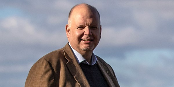 Pär Larshans is chief of Sustainability and public relations at Ragn-Sells