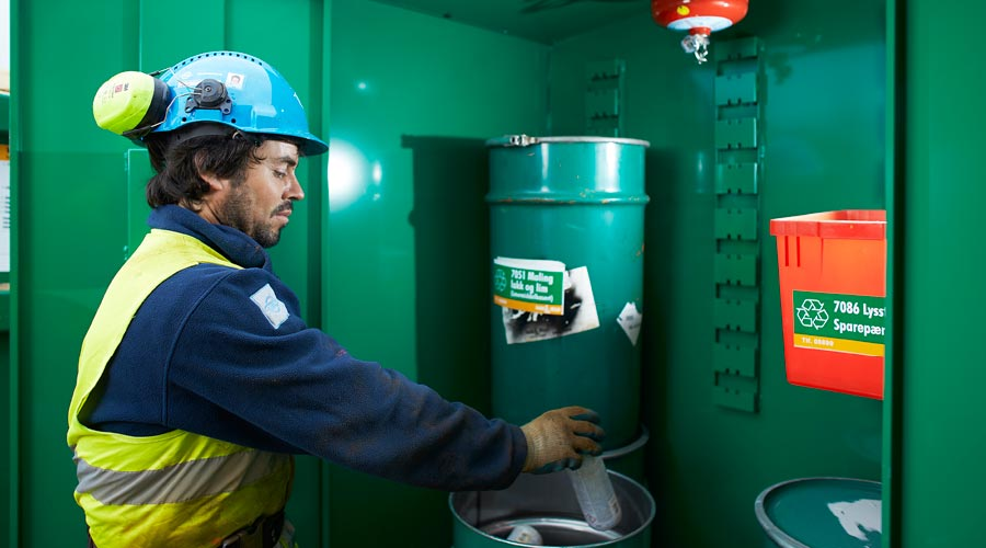 Ragn-Sells can offer tailor-made hazardous waste management solutions